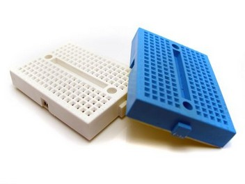 Breadboard 170 tie punti PS170  passo 2,54 mm